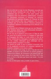 Histoire De La Flibuste T2 - 4ème de couverture - Format classique