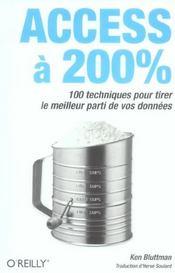 Access A 200% - Intérieur - Format classique