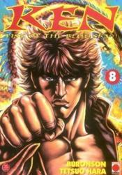 Ken, fist of the blue sky t.8  - Hara-T