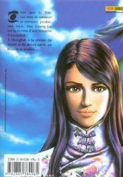 Ken, fist of the blue sky t.8 - 4ème de couverture - Format classique