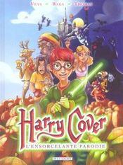 Harry Cover t.1 ; l'ensorcelante parodie - Intérieur - Format classique