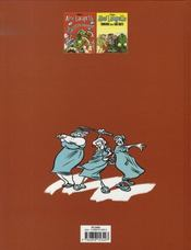 Aimé lacapelle t.3 ; poules rebelles - 4ème de couverture - Format classique