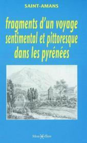 Fragments d'un voyage sentimental et pittoresque dans les Pyrénées - Couverture - Format classique
