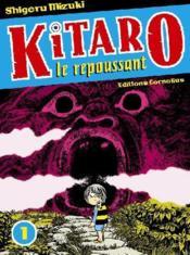 Kitaro le repoussant t.1 - Couverture - Format classique