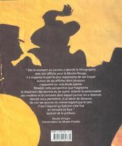 Toutes Les Affiches De Toulouse-Lautrec Au Musee D'Ixelles - 4ème de couverture - Format classique