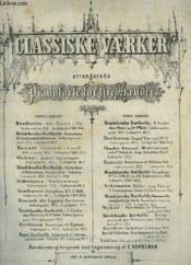 Hochzeitmarsch Aus Dem Sommernachtstraum. - Couverture - Format classique