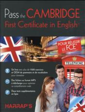 Vente livre :  Pass the Cambridge first certificate in English  - Collectif