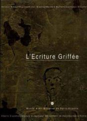 Vente  Ecriture griffee  - Collectif - Musee D'Art Moderne