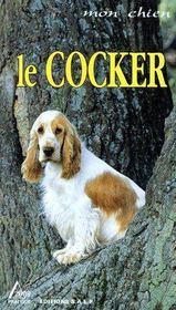Le cocker - Couverture - Format classique