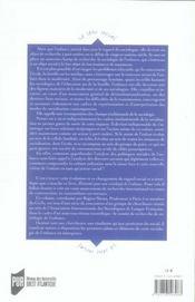 Éléments pour une sociologie de l'enfance - 4ème de couverture - Format classique