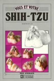 Vous Et Votre Shih-Tzu - Couverture - Format classique