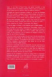 L'incroyable voyage de tristan jones, baroudeur des mers - 4ème de couverture - Format classique