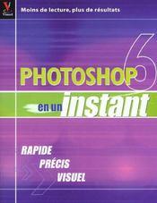 En Un Instant Photoshop 6 - Intérieur - Format classique
