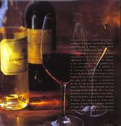 Bordeaux ; le choix du sommelier - 4ème de couverture - Format classique