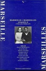Marseille / Marseilles - Couverture - Format classique