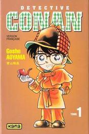 Detective Conan T1 - Intérieur - Format classique