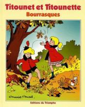 Bourrasques - Couverture - Format classique