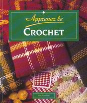 Le Crochet ; Cette Fois Je M'Y Mets - Intérieur - Format classique