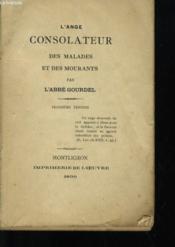 L'Ange Consolateur Des Malades Et Des Mourants - Couverture - Format classique