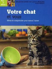 Votre chat et vous - Intérieur - Format classique