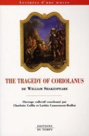 The tragedy of coriolanus - Couverture - Format classique