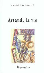 Artaud, La Vie - Intérieur - Format classique
