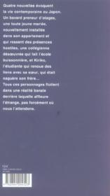 Havre de paix - 4ème de couverture - Format classique