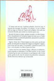 Clairs Messages - 4ème de couverture - Format classique