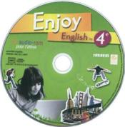 Vente livre :  ENJOY ENGLISH IN ; 4ème ; cd audio-rom de remplacement (édition 2008)  - Odile Martin-Cocher