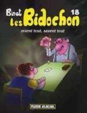 Les Bidochon T.18 ; Les Bidochon Voient Tout Savent Tout - Intérieur - Format classique