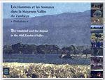 Les hommes et les animaux dans la moyenne vallée du Zambede - Couverture - Format classique
