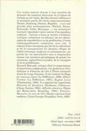 Il N'Y A Pas De Second Degre - 4ème de couverture - Format classique