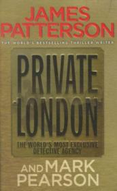 Vente livre :  Private London  - James Patterson - Mark Pearson