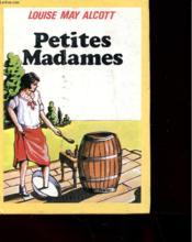 Petites Madames - Les Fille Du Docteur March Mariees - N°12 - Couverture - Format classique