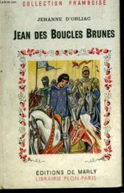 Jean Des Boucles Brunes - Couverture - Format classique