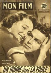 Mon Film N° 593 - Un Homme Dans La Foule - Couverture - Format classique