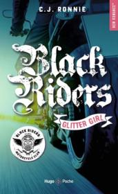 Vente  Black riders T.1 ; glitter girl  - C.J. Ronnie