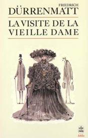 La Visite De La Vieille Dame - Intérieur - Format classique