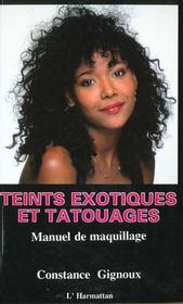 Teints Exotiques Et Tatouages - Intérieur - Format classique