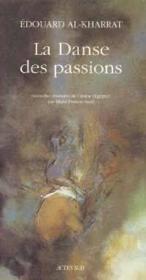 La Danse Des Passions - Couverture - Format classique