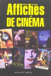 Affiches de cinéma - Intérieur - Format classique