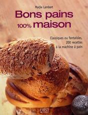 Bons pains 100 % maisons - Intérieur - Format classique