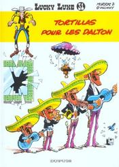 Lucky Luke t.31 ; tortillas pour les Dalton - Intérieur - Format classique