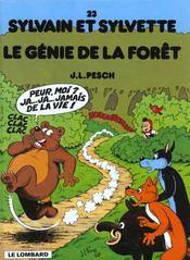 Sylvain et sylvette t.23 ; le génie de la forêt - Intérieur - Format classique