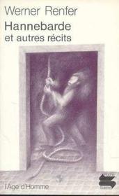 Hannebarde Et Autres Recits Ps57 - Couverture - Format classique