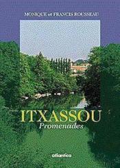 Itxassou Promenades - Couverture - Format classique