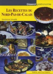 Les recettes du Nord-pas-de-Calais - Couverture - Format classique