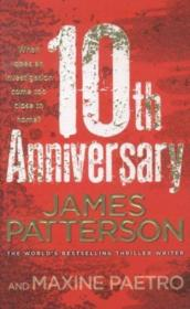Vente  10th anniversary  - James Patterson - Maxine Paetro