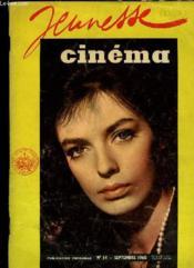 Jeunesse Cinema N°34 - Couverture - Format classique