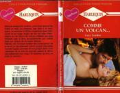 Comme Un Volcan - The Sicilian - Couverture - Format classique